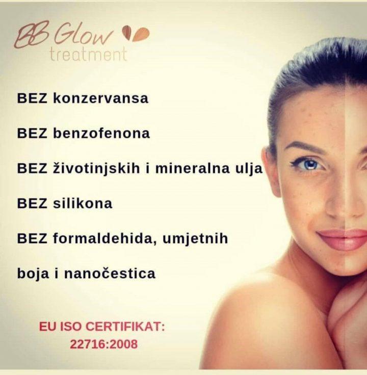 BB Glow tretmani
